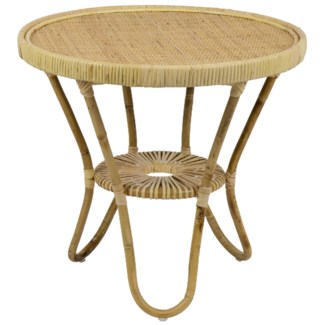 Libra Side Table - Natural