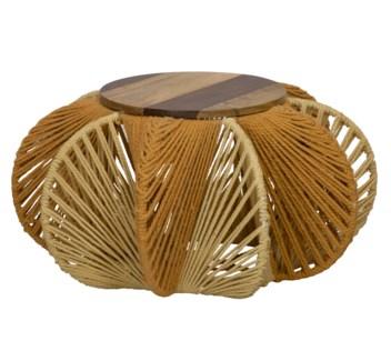 Justina Lala Coffee Table - Natural