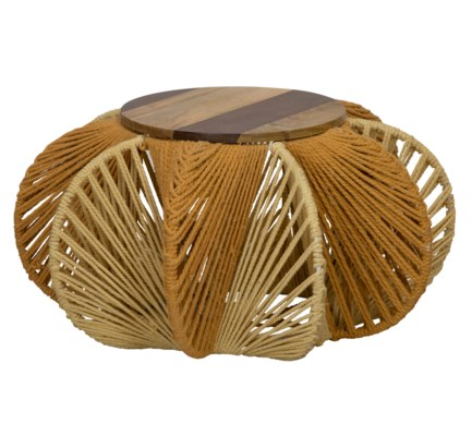 Justina Lala Coffee Table - Natural