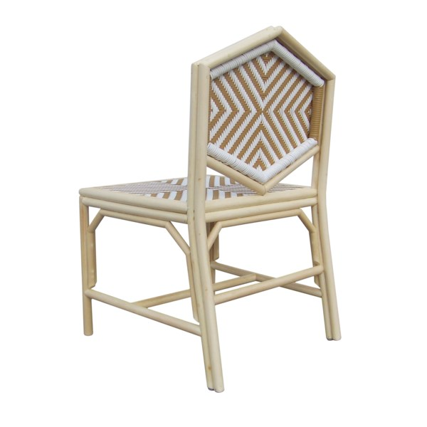 Justina Lucia Dining Chair - Natural