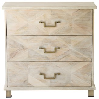 Justinian 3 Drawer Dresser