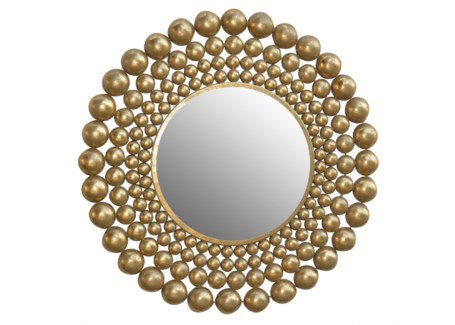 Orbit Mirror - Gold