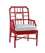 4-Season Regeant Arm Chair (Aluminum) w/ Cushion - Antique R