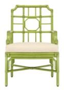 Regeant Arm Chair - Kiwi