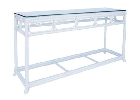 Regeant Console Table - White