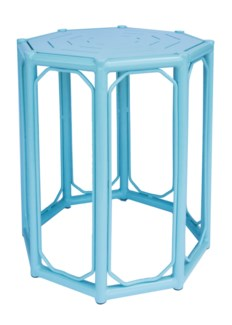 4-Season Regeant Spot Table (Aluminum) - Blue