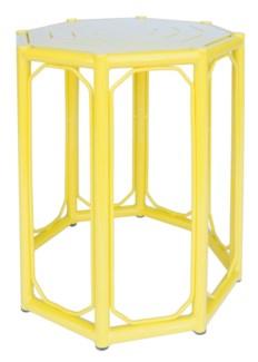 4-Season Regeant Spot Table (Aluminum) - Yellow