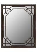 Regeant Rectangular Wall Mirror - Clove