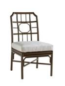 4-Season Regeant Side Chair (Aluminum) w/ Cushion - Bronze