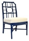 Regeant Side Chair - Blueberry