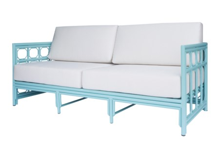 Regeant 4 Season Sofa - Blue