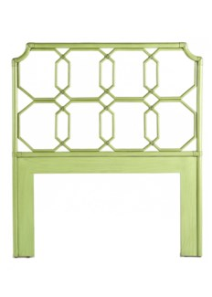 Regeant Twin Headboard - Kiwi