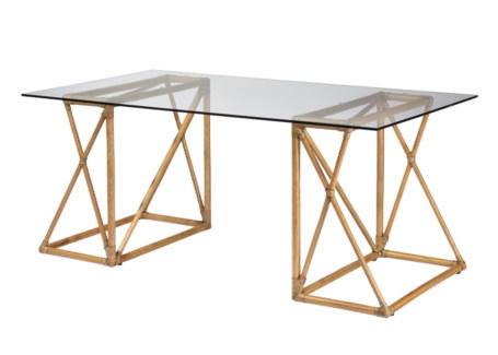 Riva Desk - Nutmeg