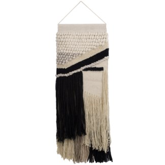 Sonora Wall Hanging - Black