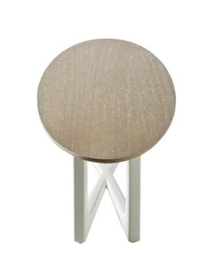 soren coffee table teak- white wash - coffee tables - selamat