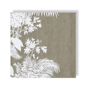 Florence Broadhurst Shadow Floral Pebble Napkin Set of 4