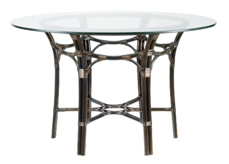 "Taylor 48"" Dining Table Base - Clove"