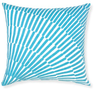 Rapee Array Aqua Pillow 20x20