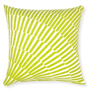 Rapee Array Lime Pillow 20x20