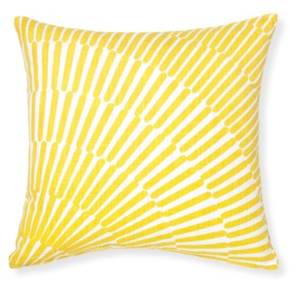 Rapee Array Yelloww Pillow 20x20