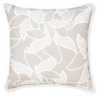 Rapee Riviera Lily Cement Pillow 20x20 (Outdoor)