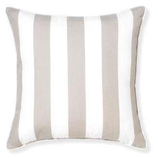 Rapee Riviera Stripe Cement Pillow 20x20 (Outdoor)