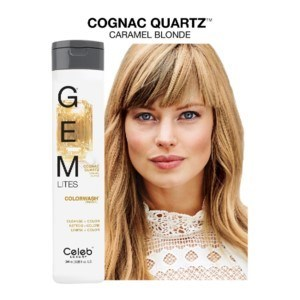 CL GEM LITES QUARTZ SHAMPOO 244ML / 8.25OZ