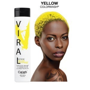 CL VIRAL SHAMPOO EXTREME YELLOW 244ML / 8.25OZ
