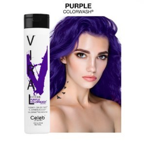 CL VIRAL SHAMPOO EXTREME PURPLE 244ML / 8.25OZ
