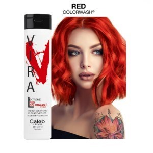 CL VIRAL SHAMPOO EXTREME RED 244ML / 8.25OZ