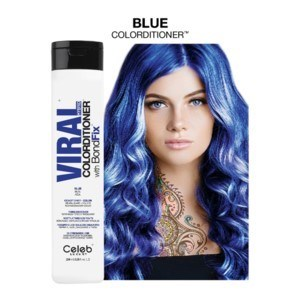 CL VIRAL BLUE COLORDITIONER 244ML / 8.25OZ
