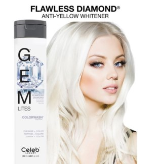 CL GEM LITES FLAWLESS DIAMOND SHAMPOO 244ML / 8.25OZ