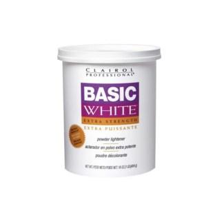CL BASIC WHITE - POWDER LIGHTENER 1LB TUB