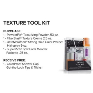 COLORPROOF TEXTURE TOOL KIT//SO'17