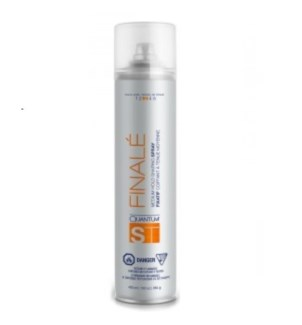 QUANTUM FINALE MEDIUM HOLD SHAPING SPRAY 400ML