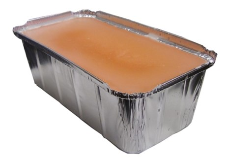 CR SH PEACH PARAFFIN 2LB