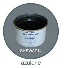 SHARONELLE AZULENE WAX 14OZ