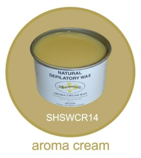 SHARONELLE AROMA CREAM WAX 14OZ