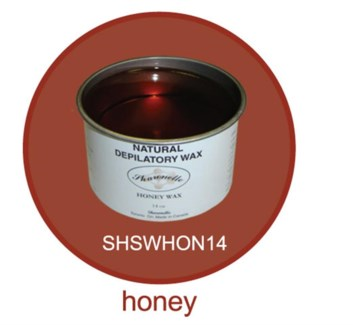 SHARONELLE HONEY WAX 14OZ