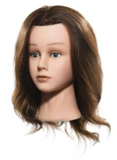DA MANNEQUIN HEAD//EUROPEAN TEXTURE HAIR (14DTCB)