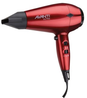 DA AVANTI COMPACT IONIC DRYER (RED)