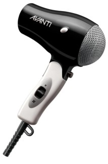 DA AVANTI MINI TRAVEL DRYER (BLACK&WHITE)