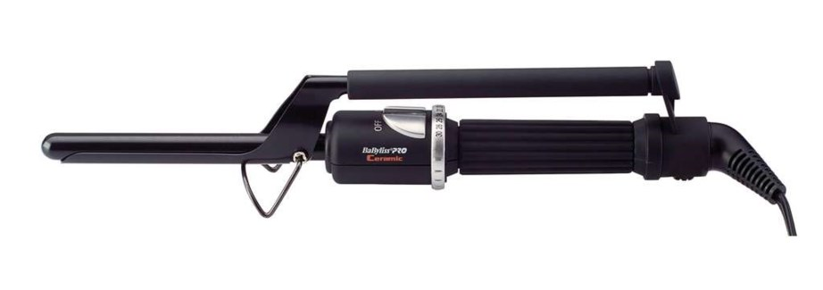 "DA BABYLISS 3/4"" CERAMIC CURLING IRON MARCEL"