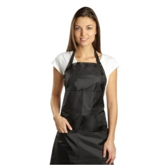 DA BP ALL PURPOSE NYLON APRON (ONE-SIZE) BLACK