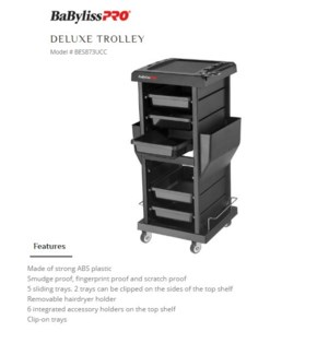DA BP DELUXE TROLLEY