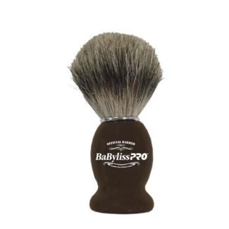 DA BP BADGER HAIR SHAVING BRUSH (OFF. BARBER TOOLS)