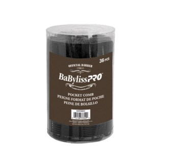DA BP BARBER POCKET COMBS 36/DRUM