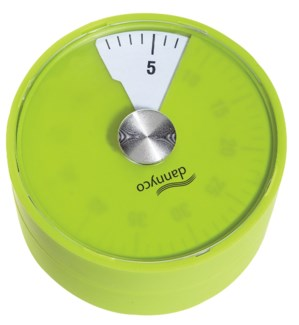 DA MECHANICAL TIMER GREEN