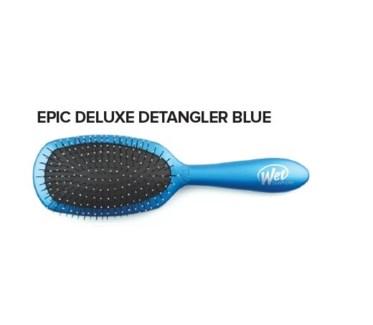 WET BRUSH - EPIC DELUXE DETANGLER - BLUE