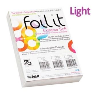 FOIL IT EXTREME SOFT SILVER FOIL LIGHT 5 X 7 1000/SHEETS